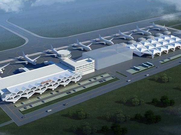 郴州北湖机场变形缝